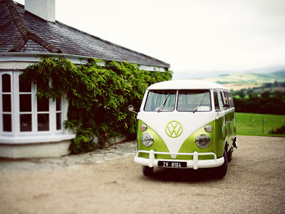 VW and ballybeg house
